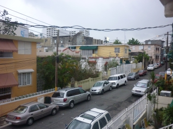 A Street View of Our Barrio, Calle America!