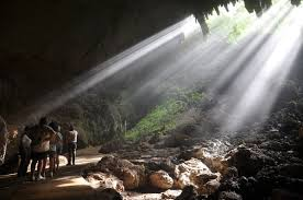 CAMUY RIVER CAVE PARK This cave is the third largest underground cave system in the world, Rio Camuy runs through it. Photos can't capture the beauty of this world class wonder, Camuy River Cave Park is among the top ten attractions you can't miss in Puerto Rico.